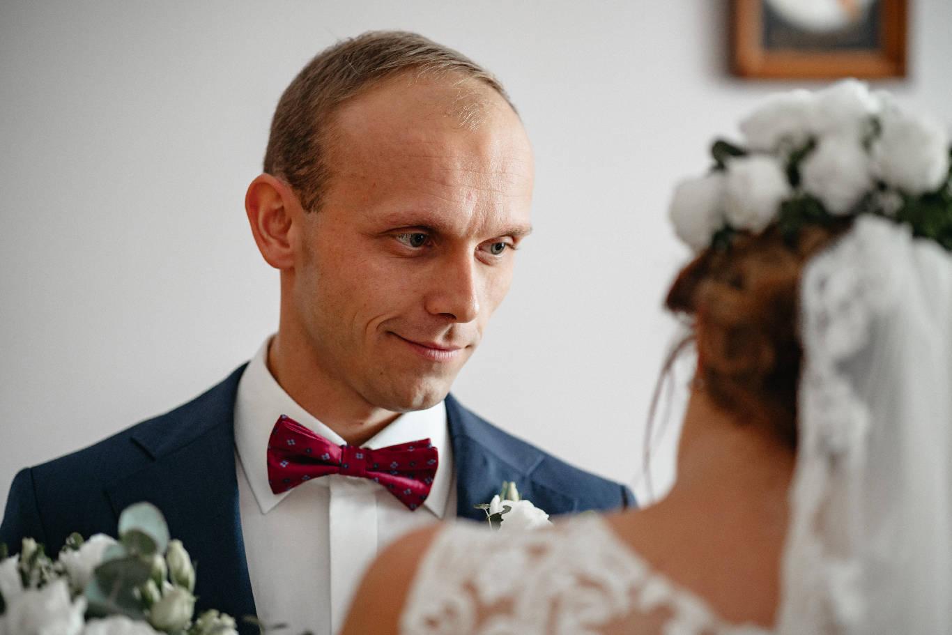 przygotowania slubne Duszniki 19 37 Ślubna Historia | fotograf i filmowiec ślubny