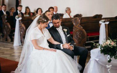 Romantyczny teledysk ślubny